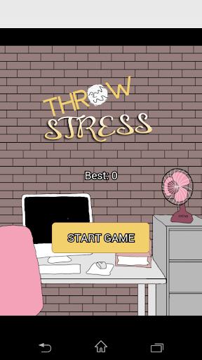 Throw Stress