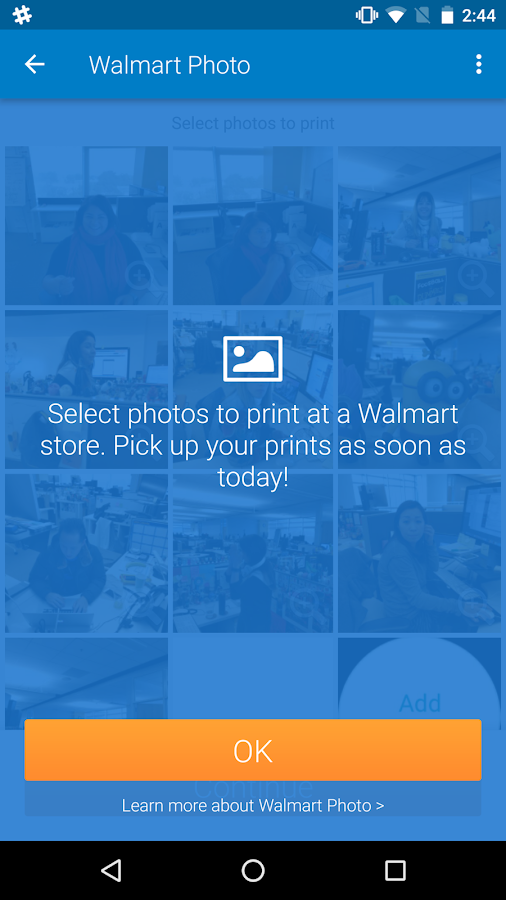 Walmart- screenshot