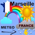 Weather Marseille 5 days icon