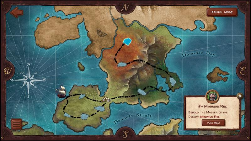 Evolution : The Video Game Screenshot 2