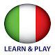 Learn and play. Italian words - vocabulary & games (app)