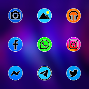 PIXEL FLUO – ICON PACK v3.1 [Patched] 5