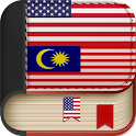 English to Malay Dictionary icon