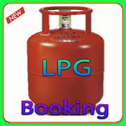 LPG Gas Booking