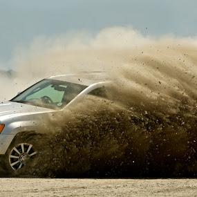 dust wrapped by Fanie Weldhagen - Transportation Automobiles
