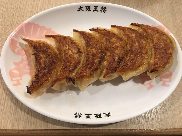 大阪王將餃子sogo店,除了餃子還有中式飯食可以選哦~