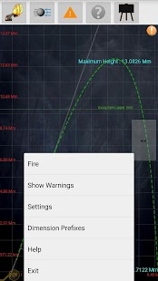 Projectile Motion+Air Friction- screenshot thumbnail