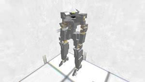 スチームパンク風?なロボット