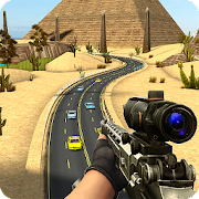 Traffic Sniper Counter Attack