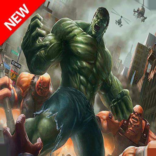 The Green Hulk tips