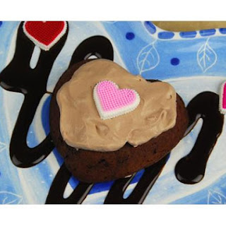 Chocolate Love Cakes
