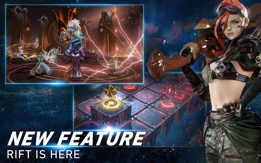 Screenshot for Aion: Legions of War in United States Play Store