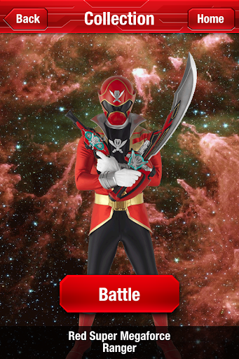 POWER RANGERS KEY SCANNER screenshot 4