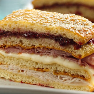 Crescent Cristo Sandwich Loaf.