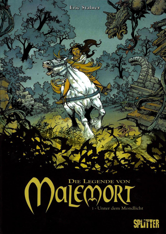 Die Legende von Malemort (2009) - komplett