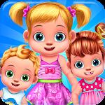 Baby Nursery & Mommy Maternity Haircut Salon Icon