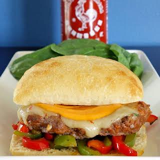 Sriracha Burger.