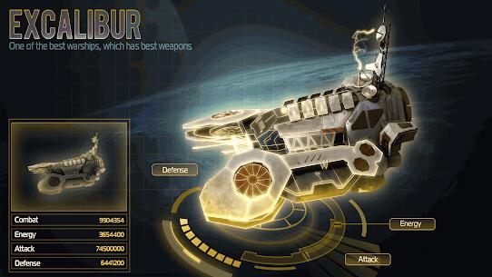 Ark of War Mod Apk (Unlimited Money) 5