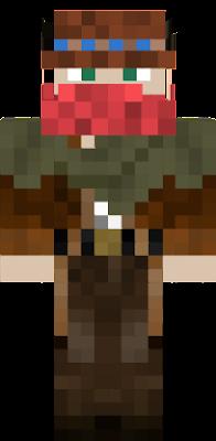 Herrbergmann Desperado Nova Skin - Minecraft desperado hauser