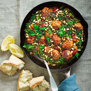 Lemon & Fennel Pork Meatballs Recipe