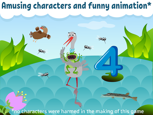 Learning numbers and counting for kids screenshots 10