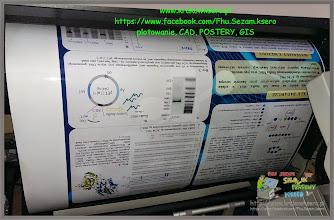 Photo: poster A0 - realizacja usługi druku na poczekaniu