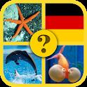 1 Bild 1 Wort : Fisch Quiz icon