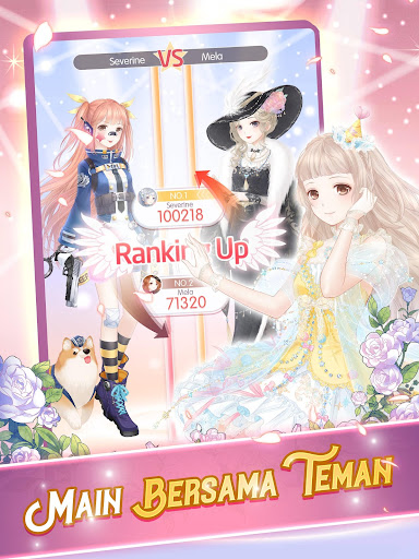 Love Nikki - Dress Up Fantasy Tunjukkan Gayamu 3.0.3 screenshots 12