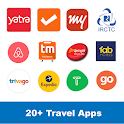 All in one travel app - Travo! icon