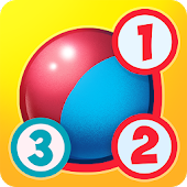 Dots 4 Tots - game for kids to learn abc & numbers