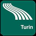 Turin Map offline icon