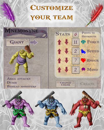 Mystery Cave D&D Style RPG 1.96 screenshots 4