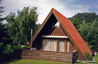 Photo: Wolfshagen. Ons vakantiehuisje.