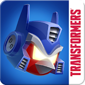 Download Android Game Angry Birds Transformers for Samsung