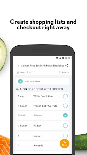 SideChef: Recipes, Meal Plans, Grocery Lists- screenshot thumbnail