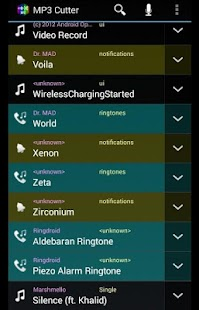 Ringtone Creator PRO (NO ADS) Screenshot