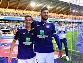Anderlecht demande beaucoup d'argent pour Alexis Saelemaekers et Elias Cobbaut