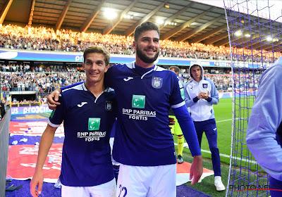 Anderlecht réclame un montant important pour deux de ses joueurs