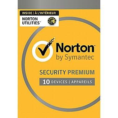 Norton Antivirus Premium