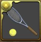 幸村のテニスラケット