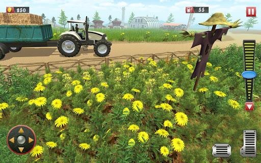 Farmer's Tractor Farming Simulator 2018 1.2 screenshots 3