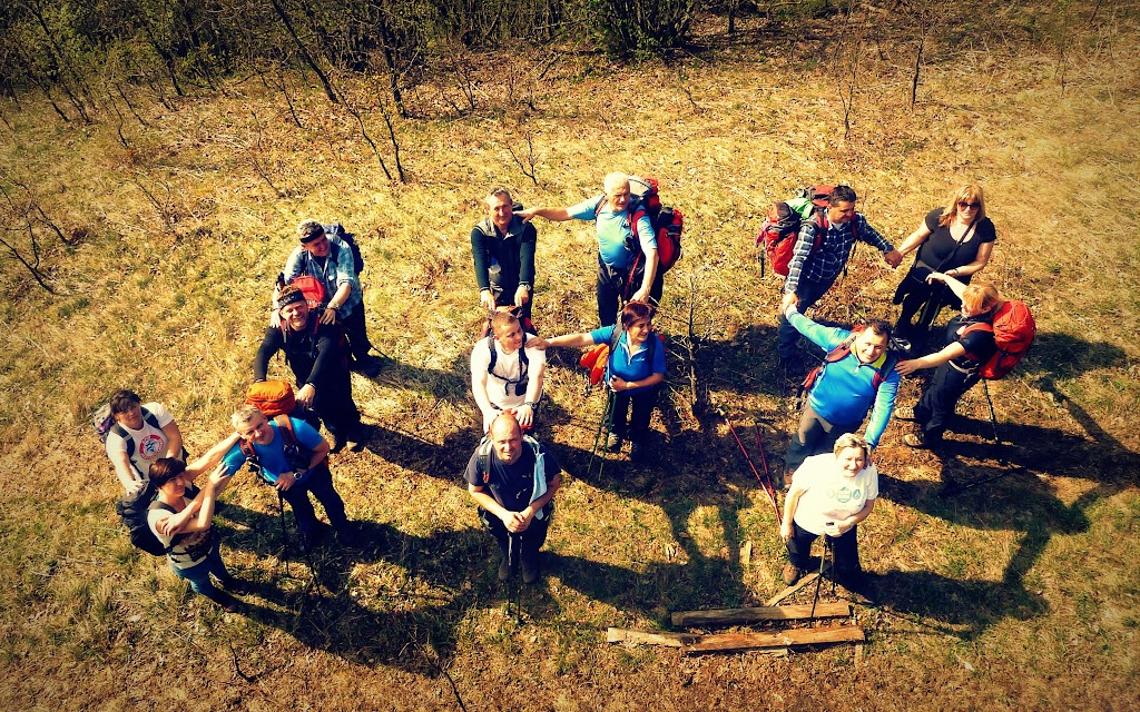 Jaskanski planinarski put, 22. - 23.4.2017.