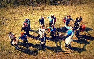 Jaskanski planinarski put, 21. - 22.4.2018.
