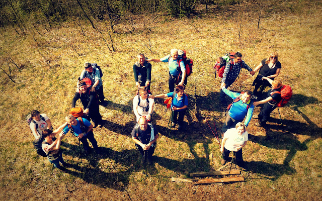 Jaskanski planinarski put, 8. - 9.6.2019.