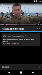 The Kite Show - kitesurfing TV- screenshot thumbnail