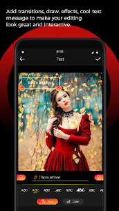 Photo Video Editor With Song 4
