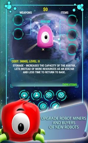 android Craft Digger Moon Screenshot 7