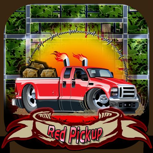 Red pickup - Trial 解謎 App LOGO-硬是要APP