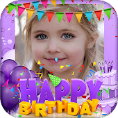 Birthday Photo Frame 2018 Birthday Photo Editor