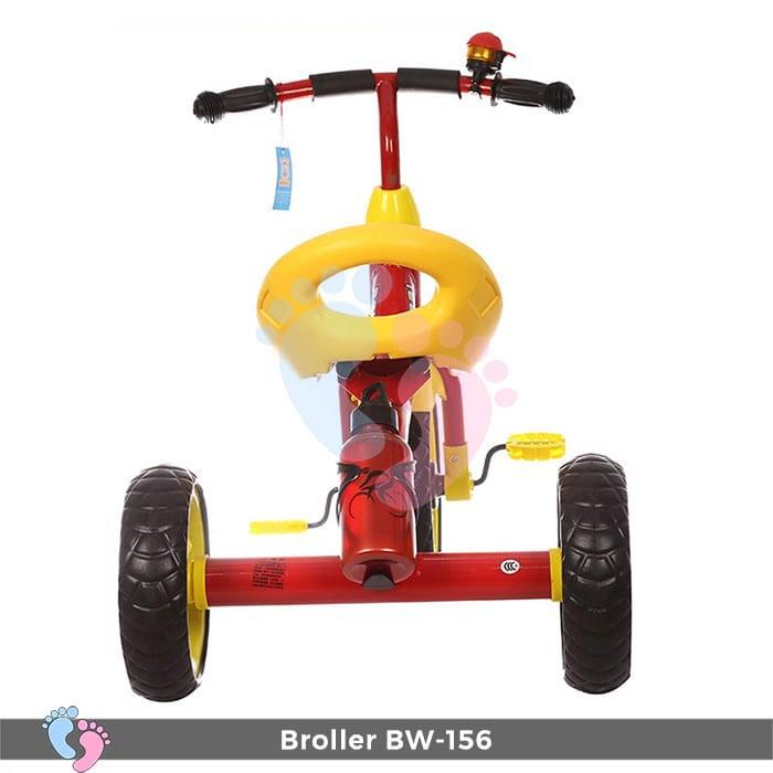 Xe đạp ba bánh trẻ em Broller XD3-156 16